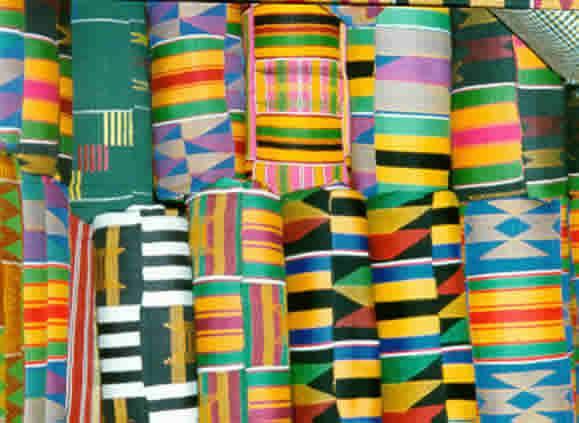 tissu africain togo